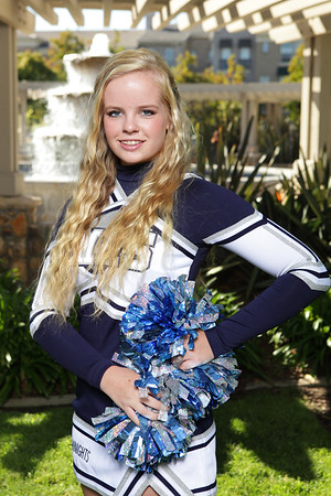 San Marcos HS Cheer 2010