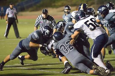 2012 Varsity vs Del Norte