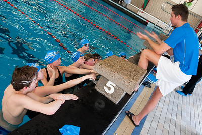 Sanex Zwemclinic o.l.v. Pieter van den Hoogenband.