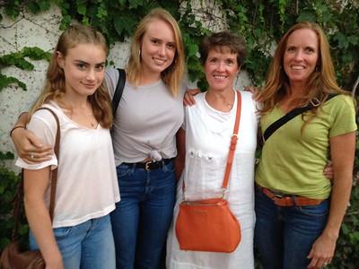 Santa Barbara Tri with Wheelers, Aug 2015