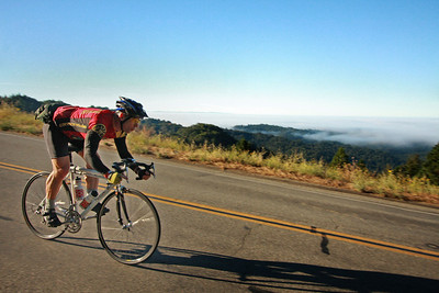 Santa Cruz Mountain Challenge