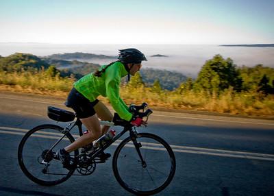 Santa Cruz Mountain Challenge