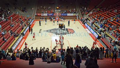 Santa Fe High vs. Valencia Class AAAA semifinal basketball