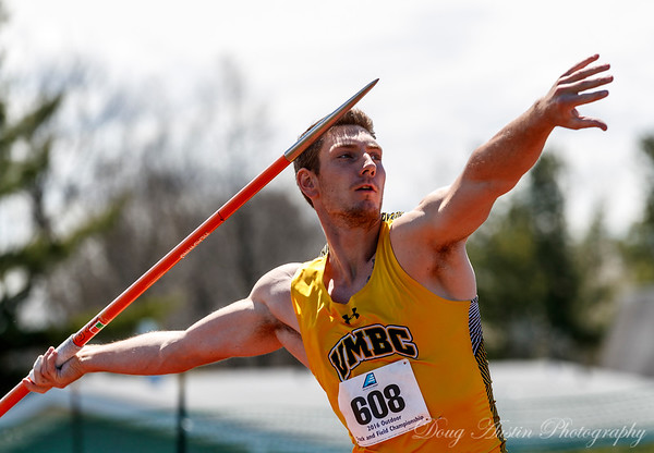 Saturday America East T&F Championships