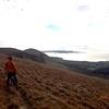 Eamon Surveys the view