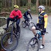 Tomek gets the low down on best fork pressures, hugh makes a rapid left turn .