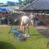 Valet bike wash