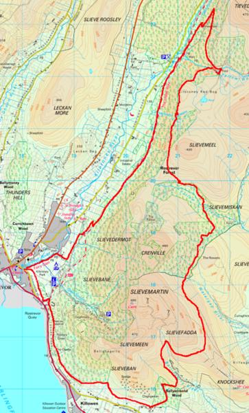 Kennys Route
