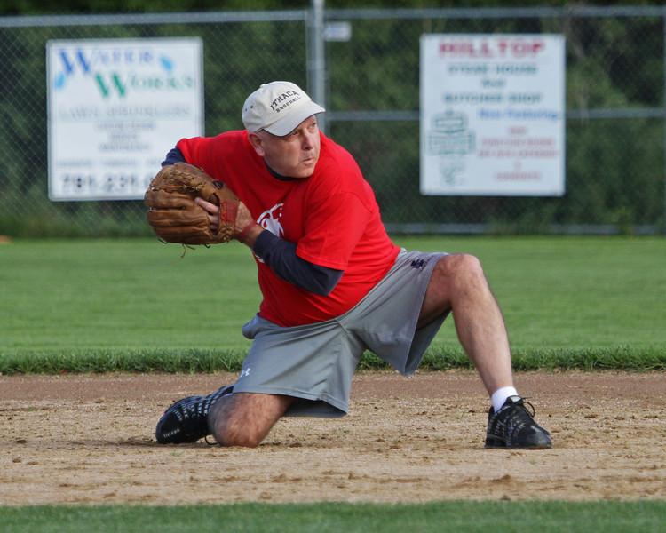 Saugus High Alumni Baseball Game 09-17-11- 0686ps