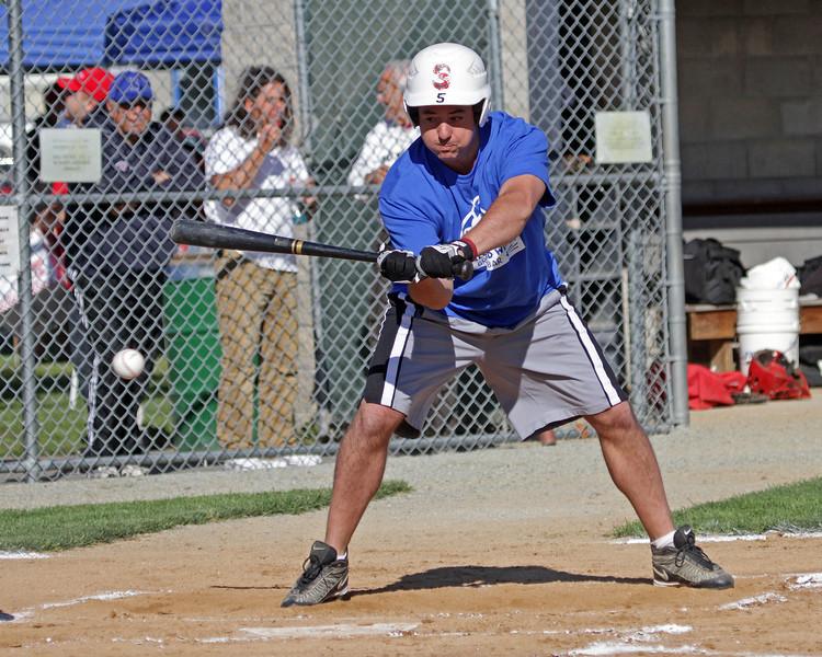 Saugus High Alumni Baseball Game 09-17-11- 0374ps