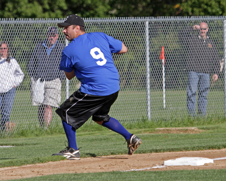 Saugus High Alumni Baseball Game 09-17-11- 0443ps