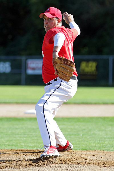 Saugus High Alumni Baseball Game 09-17-11- 0182ps
