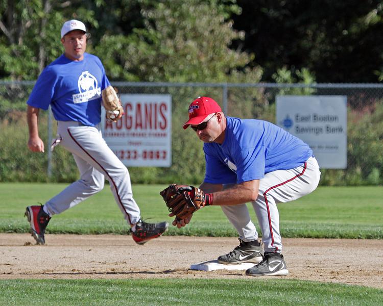 Saugus High Alumni Baseball Game 09-17-11- 0452ps