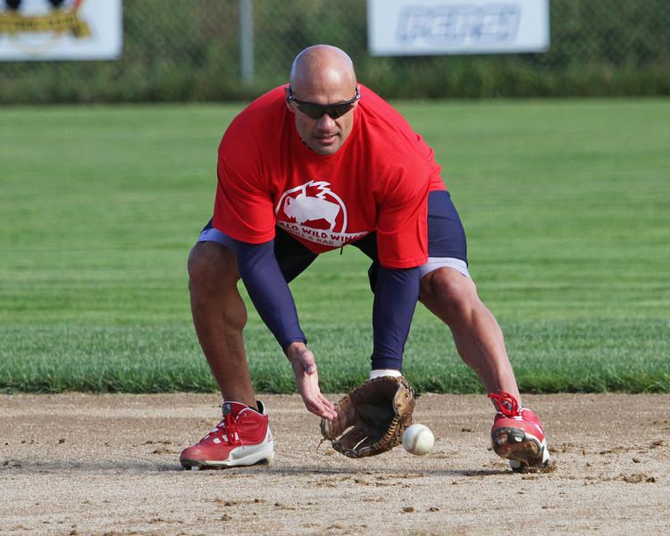 Saugus High Alumni Baseball Game 09-17-11- 0622ps