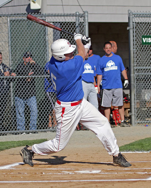 Saugus High Alumni Baseball Game 09-17-11- 0214ps