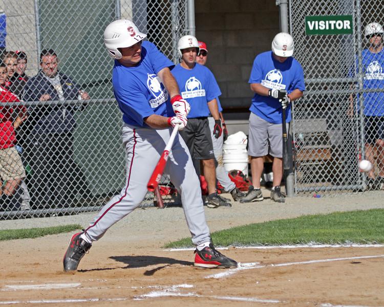 Saugus High Alumni Baseball Game 09-17-11- 0344ps