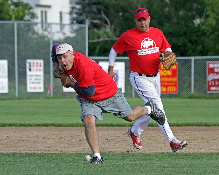 Saugus High Alumni Baseball Game 09-17-11- 0647ps