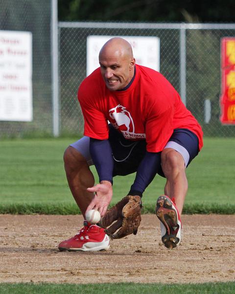 Saugus High Alumni Baseball Game 09-17-11- 0795ps