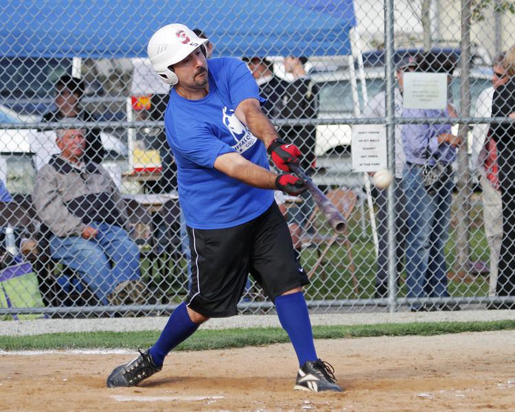 Saugus High Alumni Baseball Game 09-17-11- 0954ps