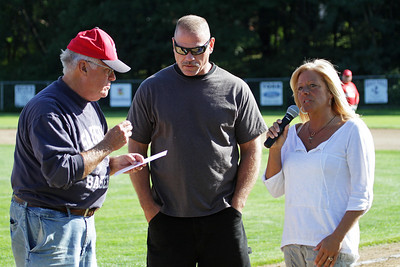 Saugus High Alumni Baseball 09-17-11