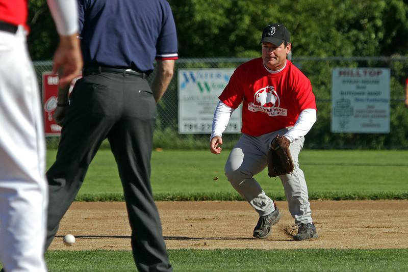 Saugus High Alumni Baseball Game 09-17-11- 0206ps