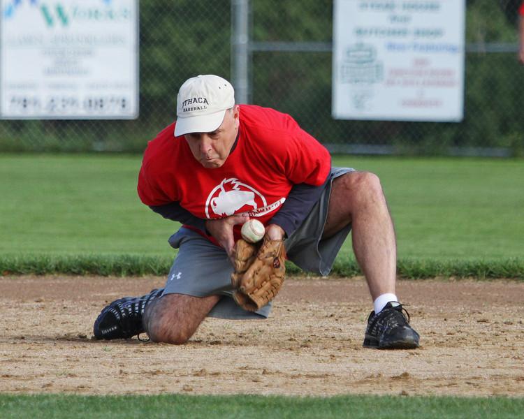 Saugus High Alumni Baseball Game 09-17-11- 0683ps
