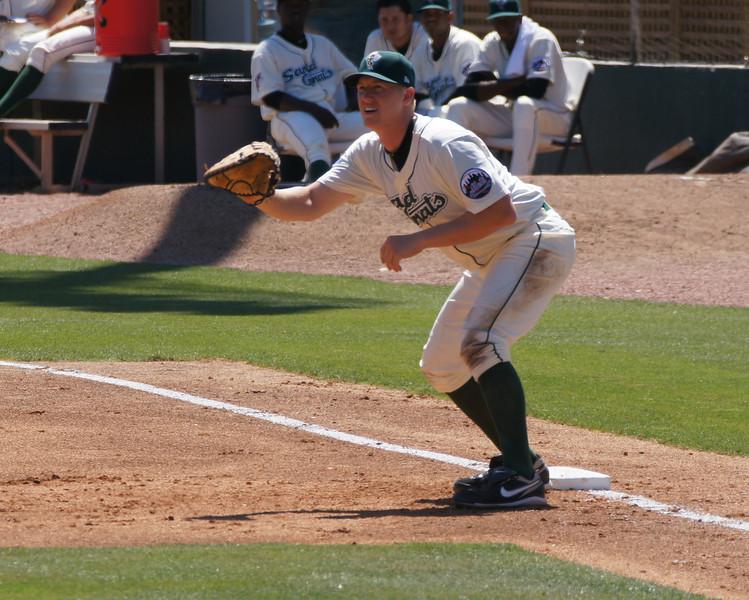 Savannah Sand Gnat Baseball 2011