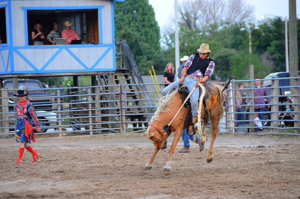 Scenes from the Kissimmee Rodeo April 26 2014