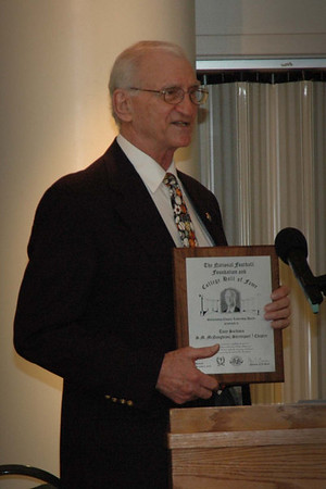 Scholar Athlete Awards Banquet, February 23, 2006, S.M. McNaughton Chapter of North LA -- Tony Sardisco, Chapter President