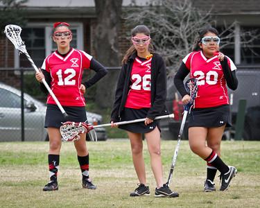 Pershing Lacrosse tournament 2-25-12
