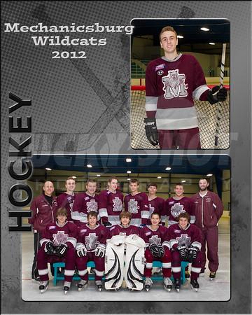 Mechanicsburg Ice Hockey Memory Mates