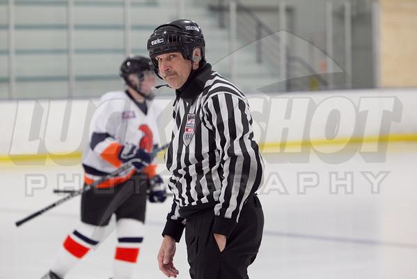 Palmyra vs Hershey MS Ice Hockey