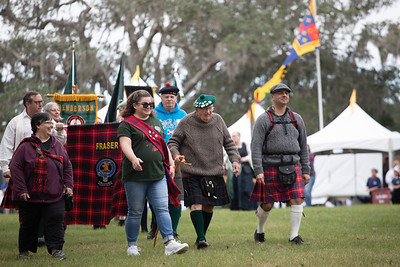 Charleston Scottish Games highland gathering
