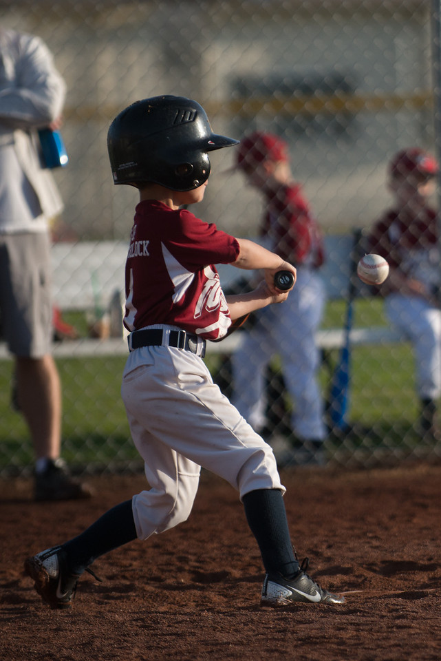 Scrappers 1st game-7