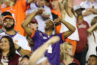 Clemson vs. FSU. Photo by Dawson Powers