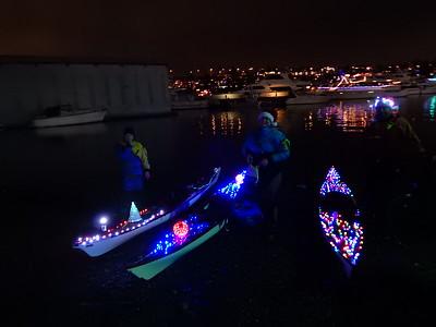 Christmas Paddle 2016