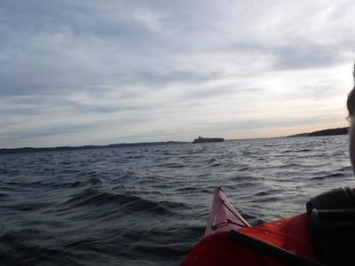 2018 Weeknight paddles