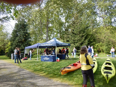 Earthday Duwamish River cleanup April 2016
