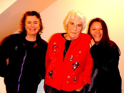 Andree, Sue and Tina