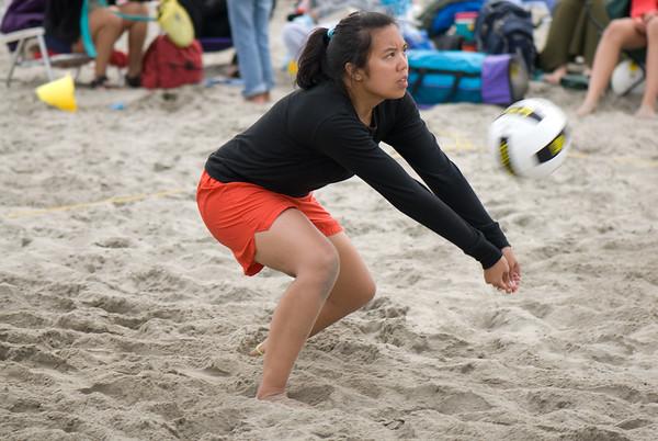 Seaside Volleyball