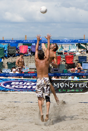 August 2007 Seaside Volleyball Tournament