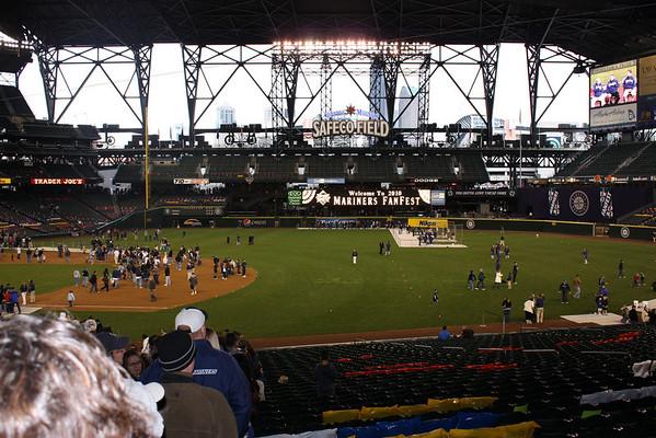 Seattle Mariners Fan Fest 2010