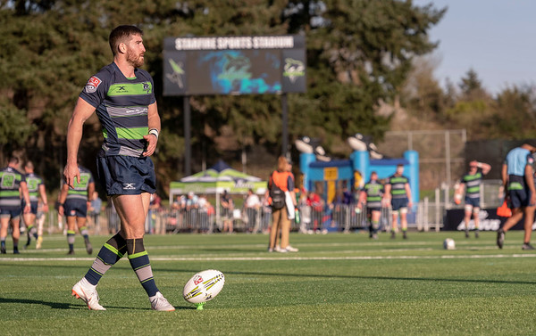 San Diego Legion at Seattle Seawolves Week 10 2019