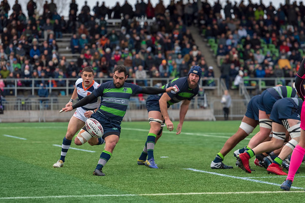 Rugby United New York at Seattle Seawolves Week 5 2019