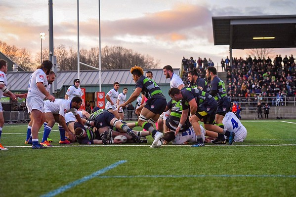 Seattle Seawolves defeat Toronto Arrows