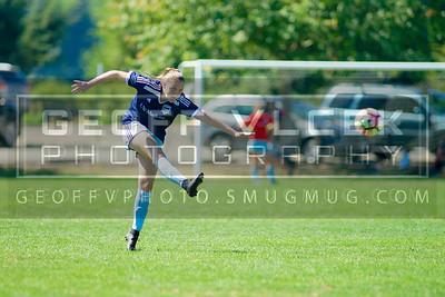 8/14/16- Seattle United O2 Blue vs Crossfire - 14U