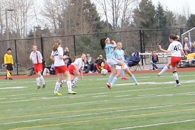 SU West Blue LAST GAME OF THE SEASON v. Snohomish Red-Sherwood