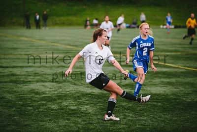 2013-10-16 HS Girls Soccer vs Cascade Christian