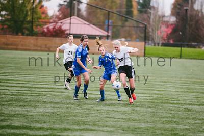 2013-10-30 HS Girls vs Bellevue Christian