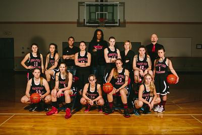 HS Girls Varsity Basketball